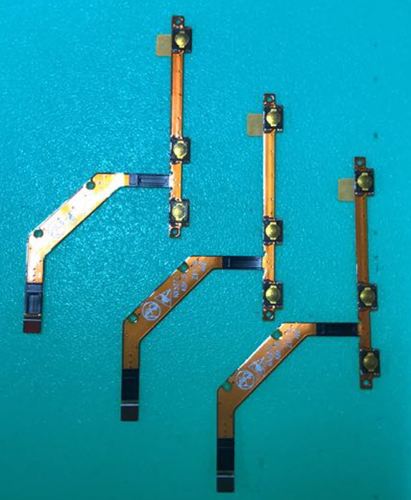 Repair Parts Power Button FPC Mobile phone Start + volume On/Off Parts For ZTE Nubia Z7 mini NX507J Flex cable Ribbon Replace(China)