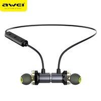 AWEI X650BL Wireless Bluetooth Anti Sweat CVC Smart Noise Cancelling Headphones May9
