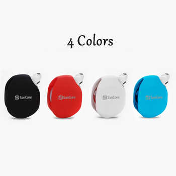 Mini Automatic recycling reel hub winder cable organizer portable mobile phone headset data charger cable storage box household - DISCOUNT ITEM  30% OFF All Category