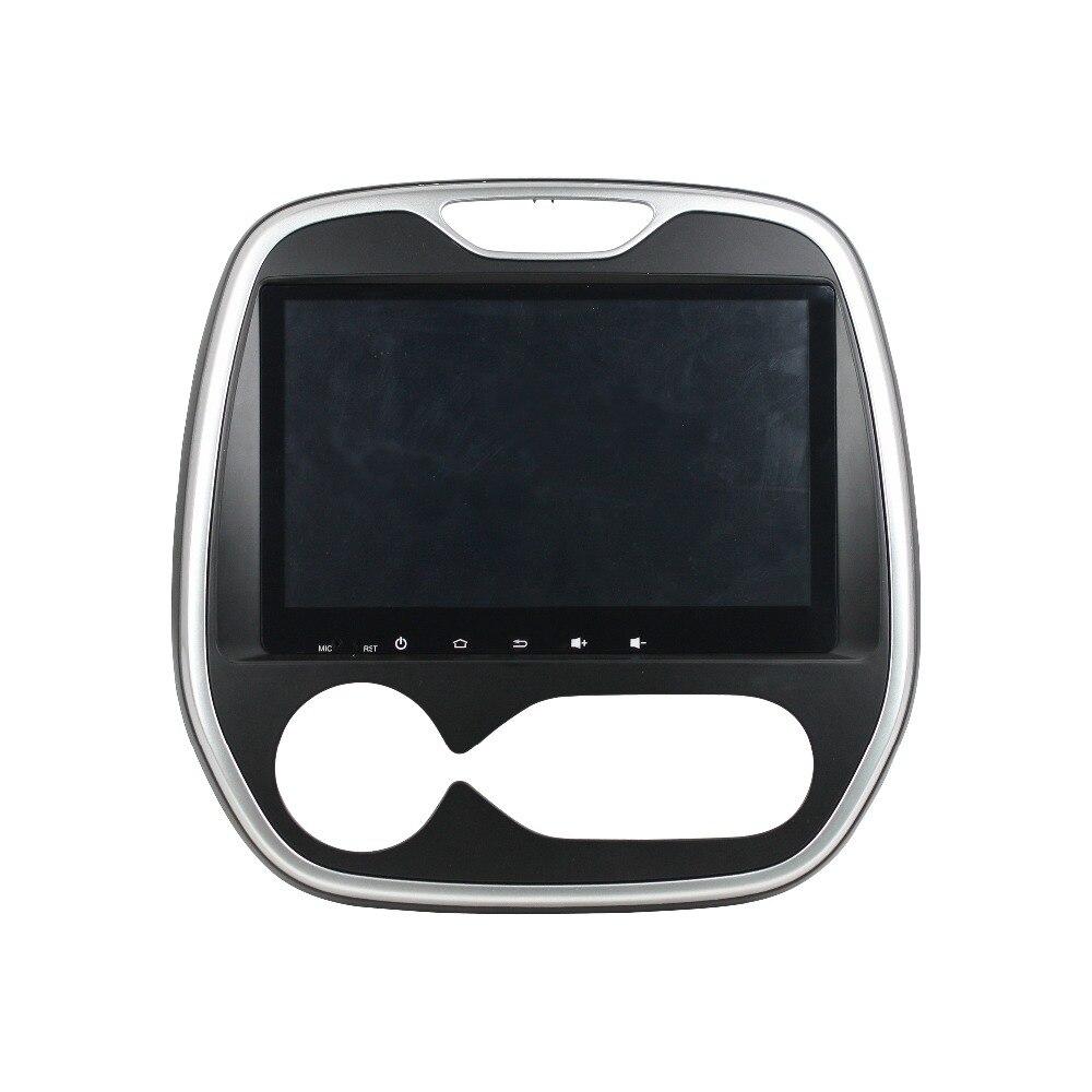 OTOJETA Android 8.0 voiture DVD octa Core 4 gb RAM 32 gb rom écran IPS lecteur multimédia pour Renault Capture MT 16 + gps magnétophone