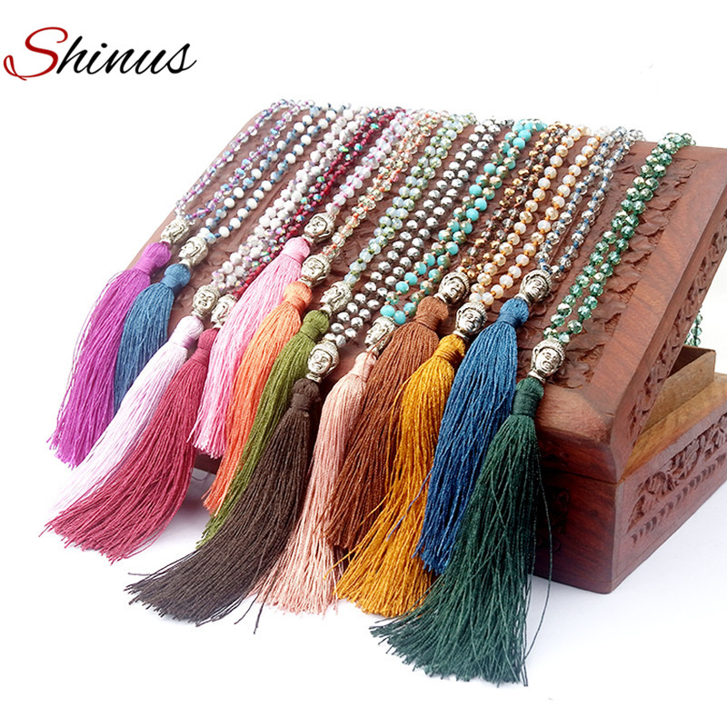 Shinus Necklace Statement...
