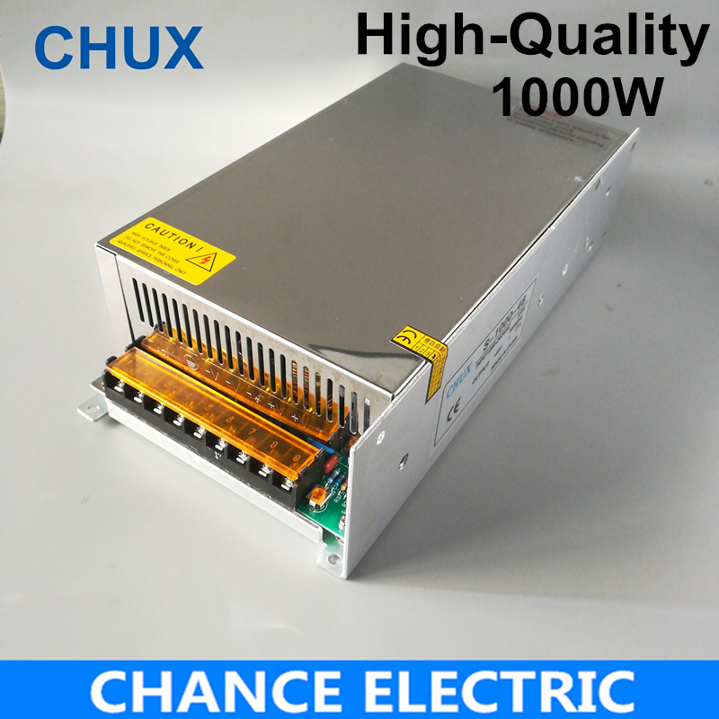 12V 24V 36V 48V 1000W Switching Power Supply 220V AC to DC High-Quality Switching Power Supply Module 1000W For LED Strip Light ac dc universal dvd 5v 12v switching power supply module exclusively for dvd evd household appliance module