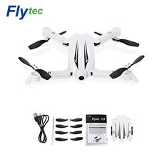 Original RC Drone Flytec T13 3D RC Quadcopter WiFi FPV 720P Camera 2.4G 4CH Helicopter