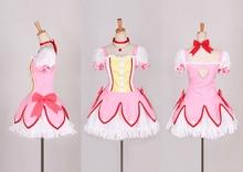 Фотография Puella Magi Madoka Magica cosplay Kaname Madoka cosplay costume halloween