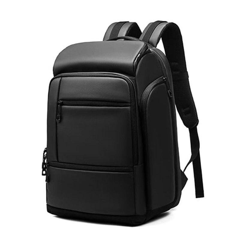 17 pouces sac à dos pour ordinateur portable USB charge Anti-vol sac à dos hommes voyage sac à dos étanche sac d'école mâle Mochila ML044