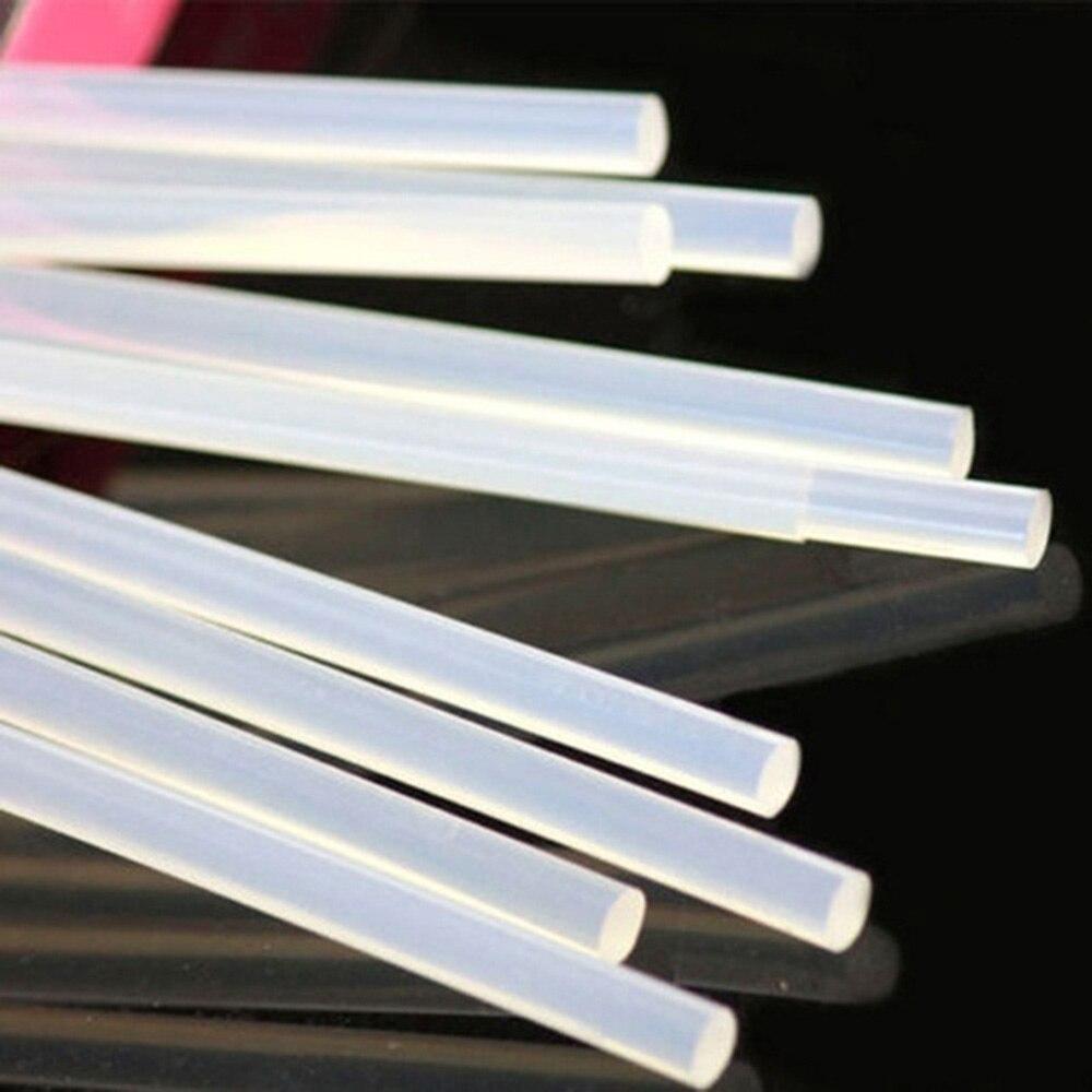 20 Pcs / Set Hot Melt Glue Stick For Heat Pistol Glue 11x270mm High Viscosity Glue Glue Stick Repair Tool Kit DIY Hand Tool