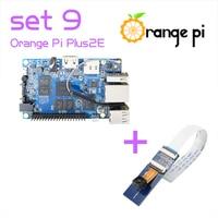 Orange Pi Plus 2E Set 9: Pi Plus 2E and Camera with wide-angle lens not for raspberry pi 2