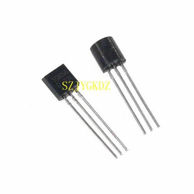 8050 Tran Npn 25V 1.5A To-92 s8050