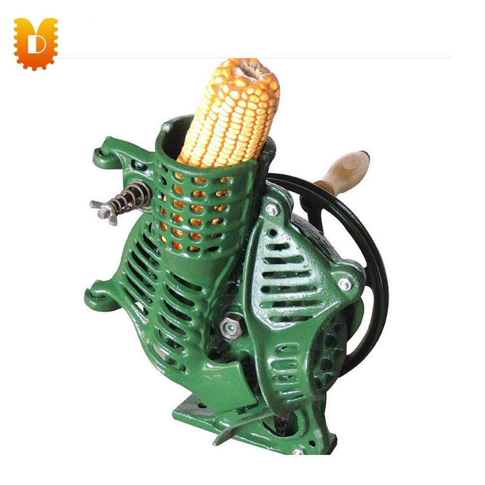 Hand Corn/maize threshing machine household small manual corn sheller hand maize thresher machine