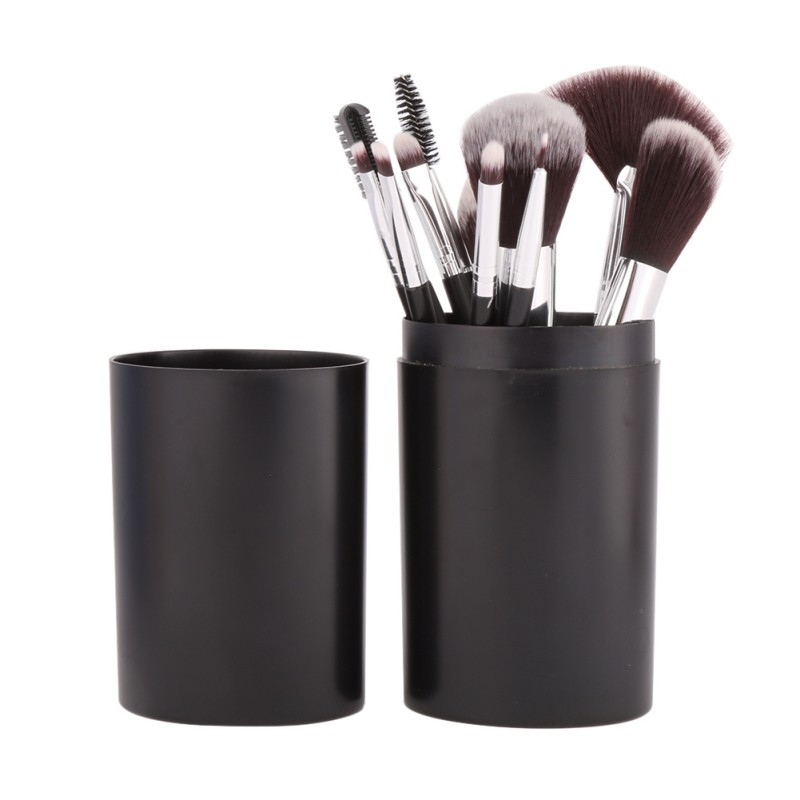 12Pcs Professional Makeup Brushes Kit Қабақ Бояуы - Макияж - фото 2