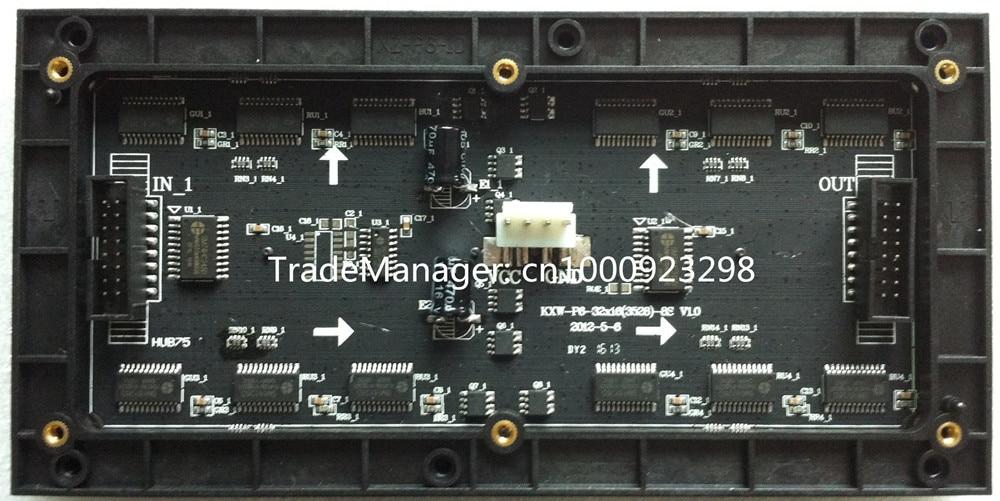 P6 vidaus patalpų SMD 3in1 pilno spalvos LED ekranas modulis 1 / - LED Apšvietimas - Nuotrauka 3