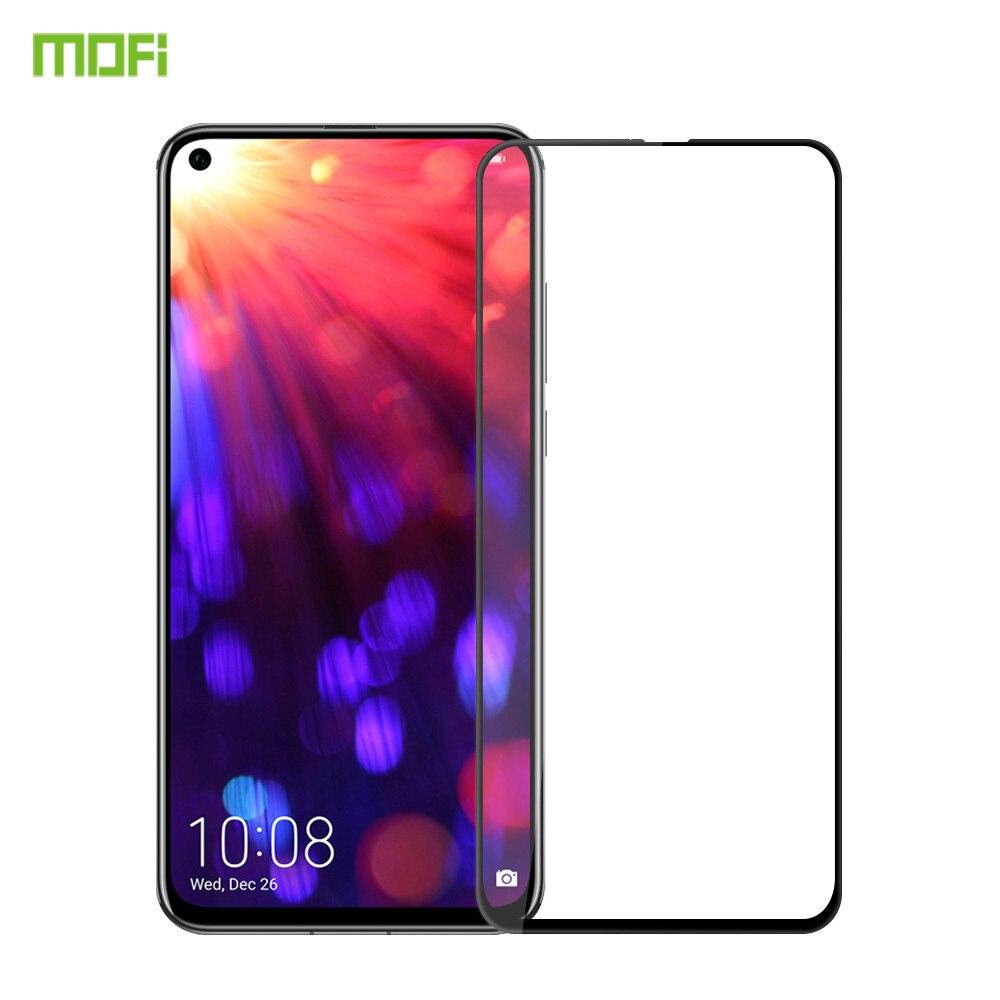 MOFi Huawei Honor Vista 20 Temperato di Vetro 6.4 pollici 3D Della Copertura Completa di Vetro Pellicola per Huawei Honor Vista 20 Honor v20 Protezione Dello Schermo