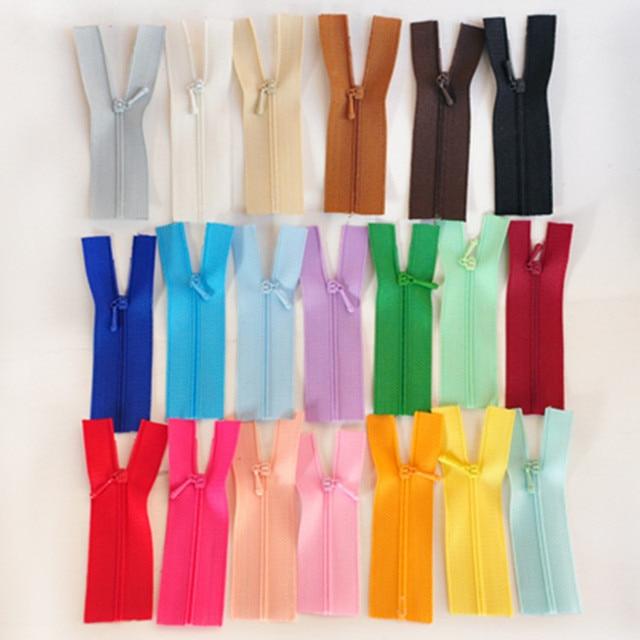 BJD Doll clothes zipper BJD miniature zipper 7CM length closed tail - blyth doll clothes accessory