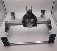 No motor!1 set Shapeoko CNC mechanical kit CNC milling machine 3D printing Desktop CNC Machine kit