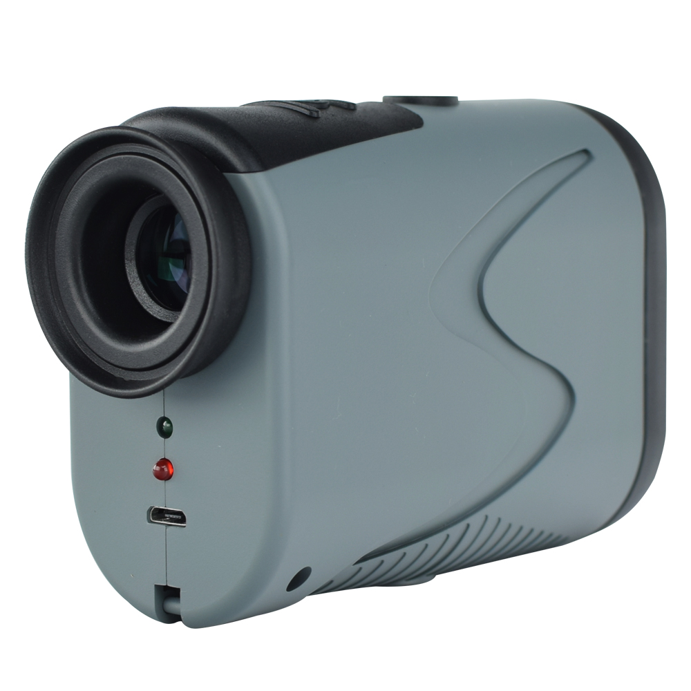 Chasse & Golf Pin Demandeur Télémètre 600 m Laser Mètre de Distance