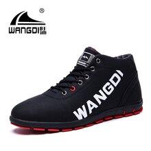 Verkäufe Qualität Männer Boot Marke Fashion Herbst Mann Winter Stiefel qualität Leder Ankle masculina Schneestiefel Herren Schuhe Schwarz Botas PU