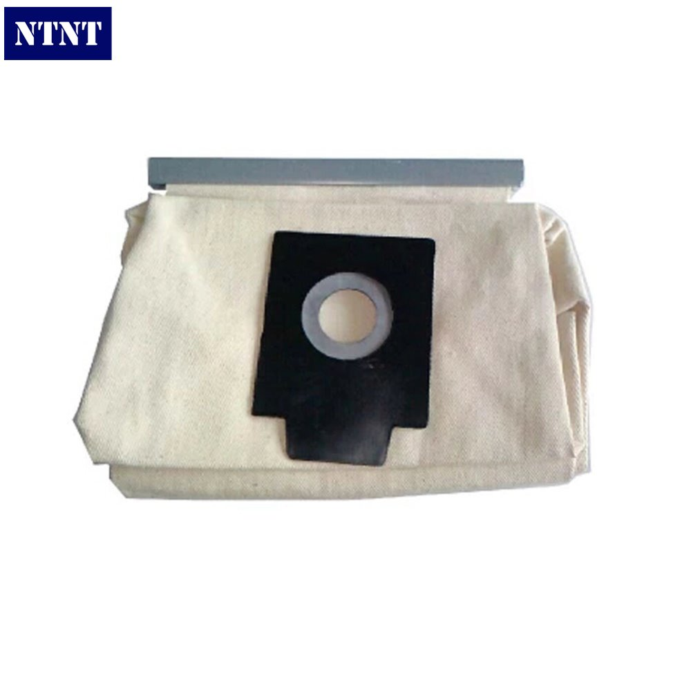 NTNT Free Shipping For KARCHER WD3200 WD3300 WD VACUUM CLEANER Cloth DUST Filter BAGS Fit A2204/A2656/WD3.200/SE4001 karcher vacuum cleaner bag washable cloth bags for bv5 1 reuse pattern parts free shipping