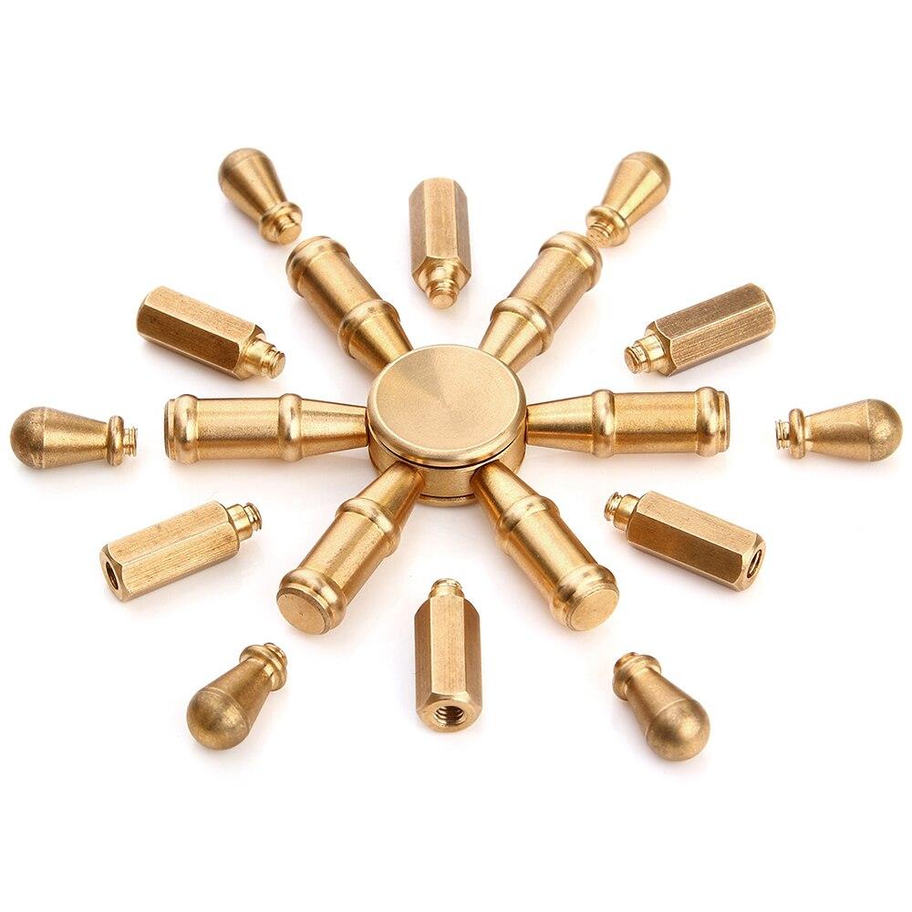 Detachable 3 in 1 Fidget Spinner Hand Spinner Finger Spinner Spiner Metal  Relieve Stress Rotating