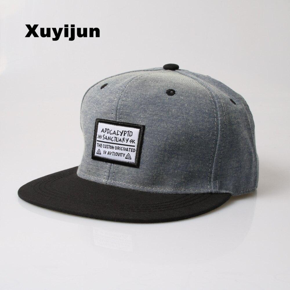 Xuyijun gorra de béisbol hombres mujeres Snapback Cap sombrero Masculino  Femenino Hip Hop Hueso fresco marca 86b68f76486