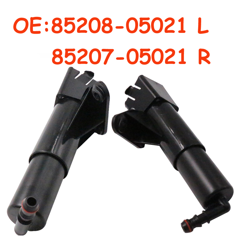 OEM 85208 05021 or 85207 05021 For Toyota Avensis T25 2006 2007 2008 New Car Headlight Washer Nozzle 8520805021 8520705021-in Car Washer from Automobiles & Motorcycles