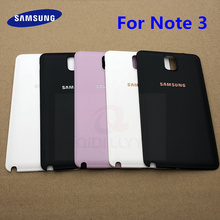 For SAMSUNG Galaxy Note 3 N900 N9005 N900S Back Battery Cover Rear Door Housing Case For SAMSUNG Note III Back Cover