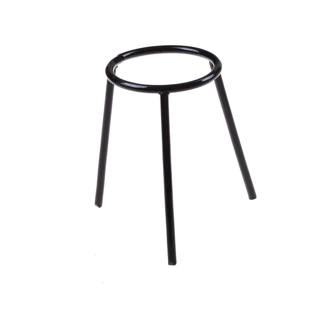 13 cm Labor Von Bunsenbrenner Gusseisen Unterstützung Stand/Alkohol Lampe Stativ Halter Höhe Labor Schule Chemie Ausrüstung