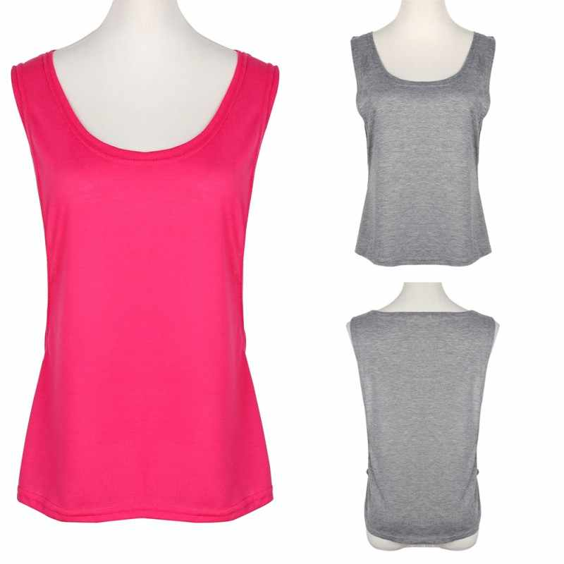 700dc5746c5d21 ... Women Summer Tops Loose Sleeveless Hot Sexy Vest Casual Tank TShirt Tops  Free Shipping RT5 ...