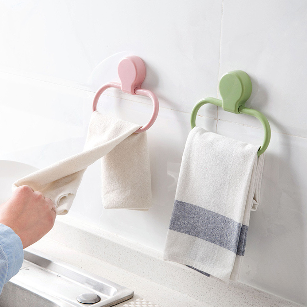 Beautiful Portable Kitchen Holder Towel Rack Bar Hanging Holder ...