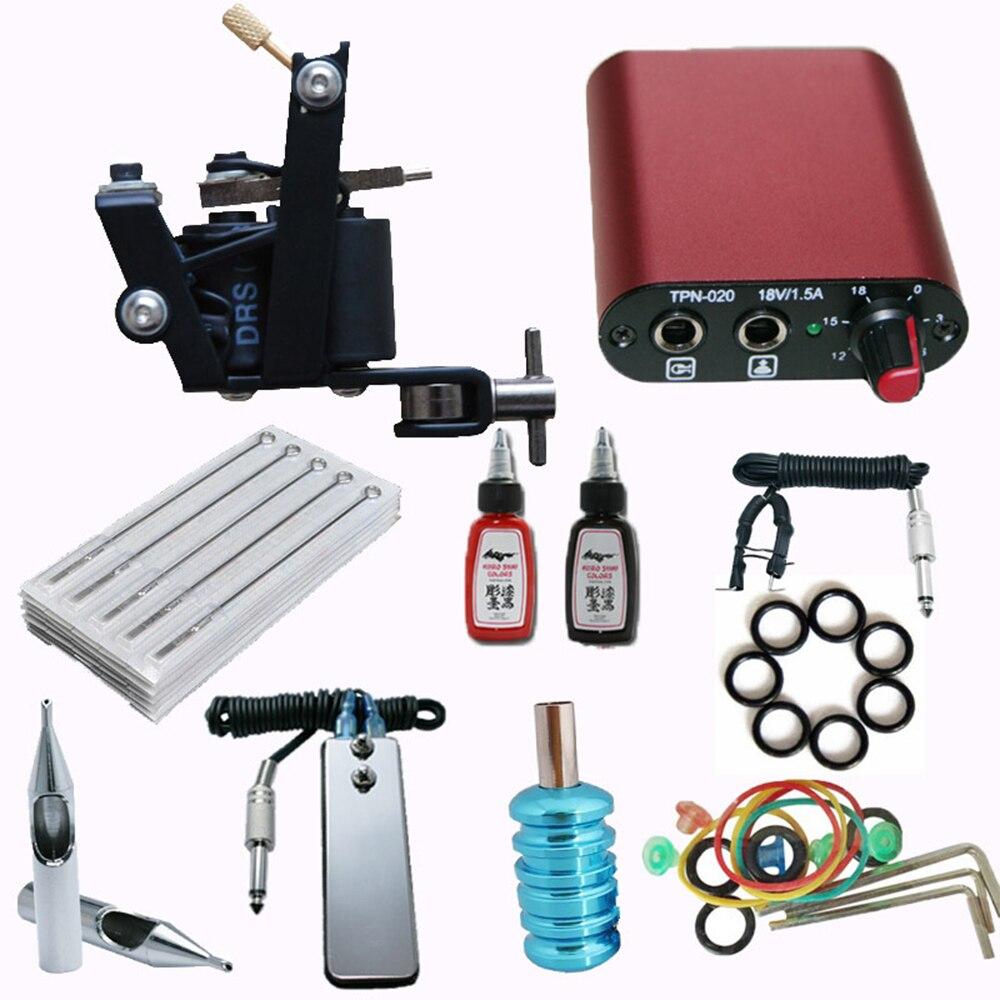 Buy beginner rotary tattoo kit for Tattoo kit rotary