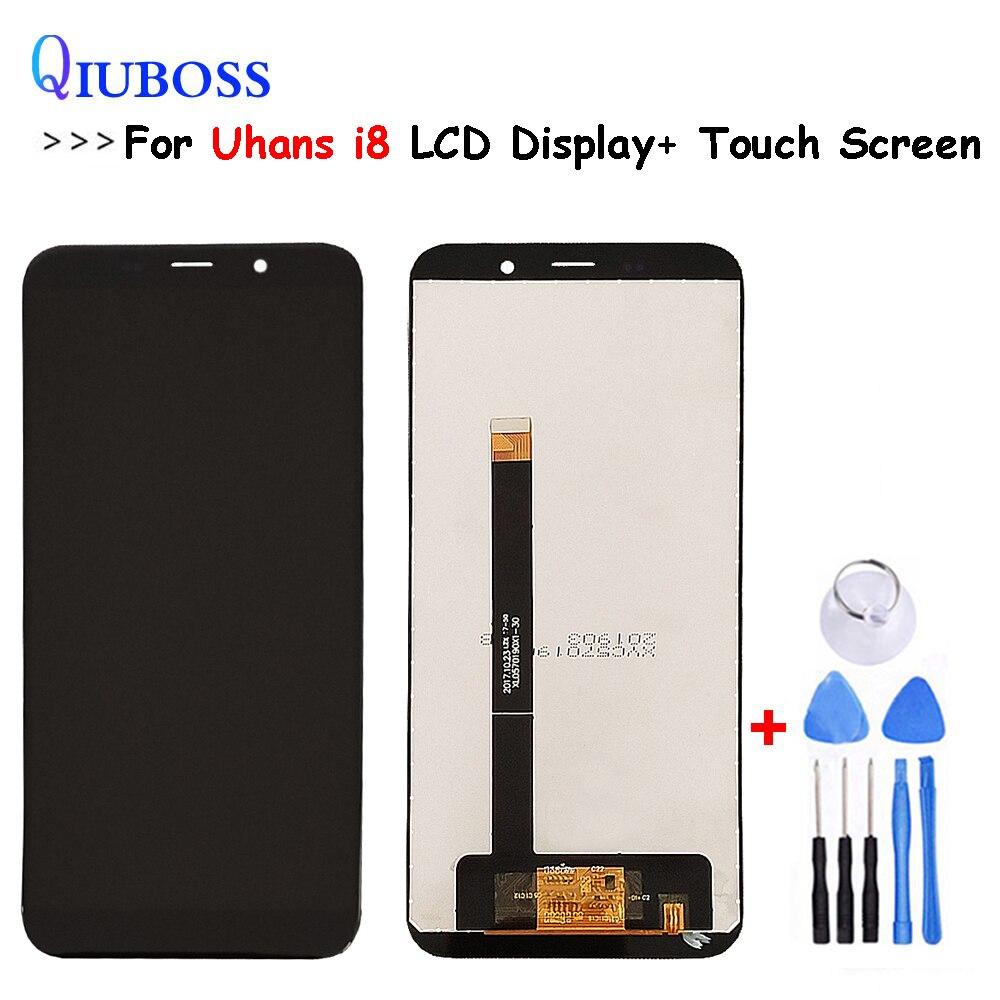 Pour Uhans i8 écran LCD + écran tactile 5.7 pouces pour Uhans i 8 LCD assemblage remplacement + outils
