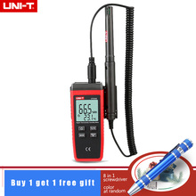 UNI-T UT333 UT333BT UT333S Мини ЖК цифровой термометр гигрометры температура воздуха Измеритель влажности Датчик влажности