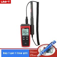 Цифровой мини термометр гигрометр, измеритель влажности воздуха