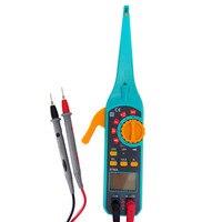 Auto Circuit Tester Multimeter Car Repair Automotive Electrical Multimeter Diagnostic Tool Probe Test Electrical Diagnostics