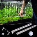 Plastic Aquarium Fish Tank Curtain Air Vent Bubble Bar Release Diffuser Set New