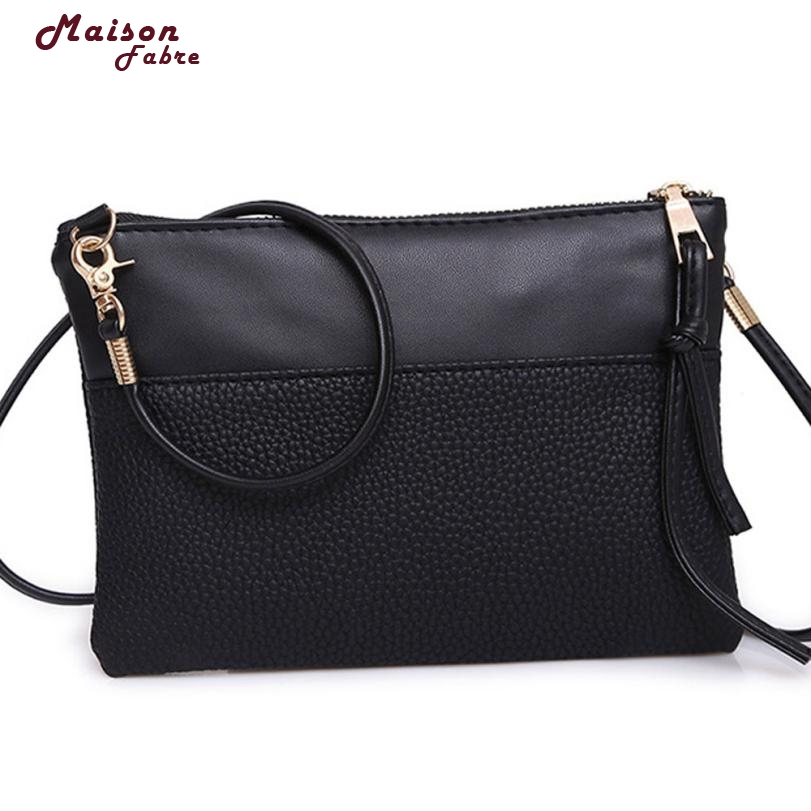 Maison Fabre Casual Women Fashion Handbag Shoulder Bag Tote Las Purse Leather Female Dropshipping Fre01 In Top Handle Bags From Luggage On