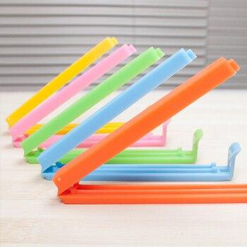 5PCS/10 PCS Househould Food Snack Storage Seal Sealing Bag Clips Sealer Clamp Kitchen Tool  Close Clip