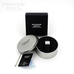 Image 5 - Güç İyonik Unisex yeni bir 3000 iyonlar moda ayarlanabilir İnce titanyum bilezik bileklik