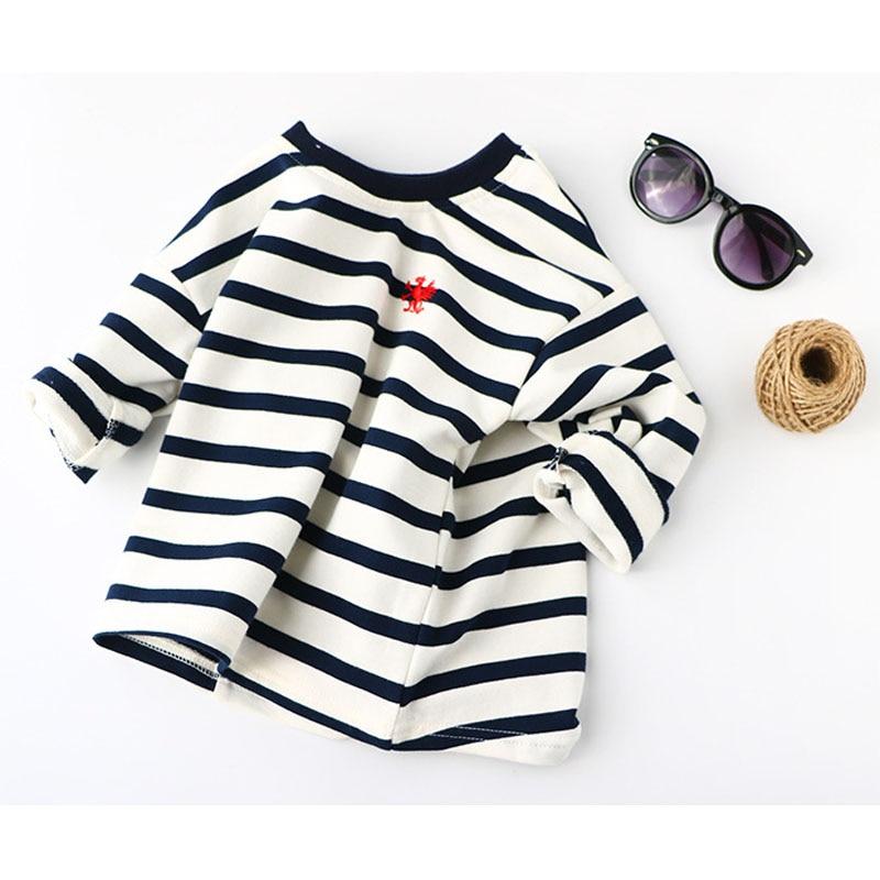 camiseta de algodao bonito verao solta meninos moda 05