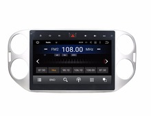 Quad Core 10.1″ Android 5.1 Car Radio Player for Volkswagen Tiguan 2013 2014 2015 With GPS 3G WIFI Bluetooth IPOD USB 16GB ROM