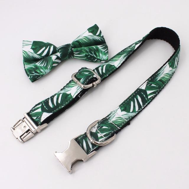 Tropical Designed Dog Clothes Set