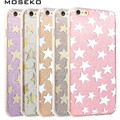 MOSEKO For iPhone 6 6s Plus 7 7Plus Case Fashion Flash Glitter Cases Sparkling Luxury Silicone Cover For iPhone6 6s 7 Plus