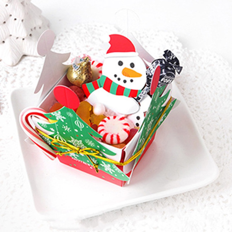 50pcspack santa claus penguin lollipop christmas card xmas party decorations gift for home in party diy decorations from home garden on aliexpresscom