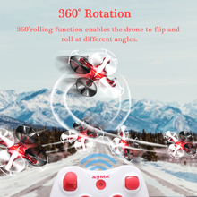 Mini rc Drone X12s 2 4G 6 Axis Gyro Headless mode RC helicopter 360 degree rotation