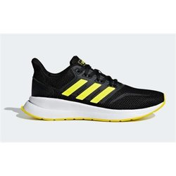 Adidas Shoes Boy Unisex RUNFALCON, free and Time sportwear, Black