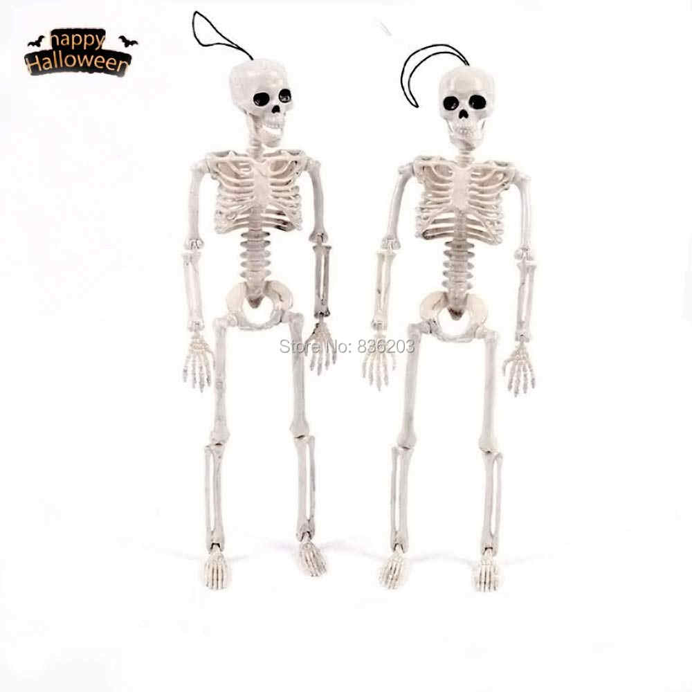 Flessibile Anatomico Umano Anatomia bone Modello di Scheletro Medico Medico All'ingrosso Imparare Aid Anatomia art schizzo 40 CENTIMETRI di Halloween
