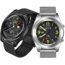 New Smart Watch S9 Smartwatch Bluetooth Watch Heart rate monitor blood pressure Pedometer relogio Gear S3