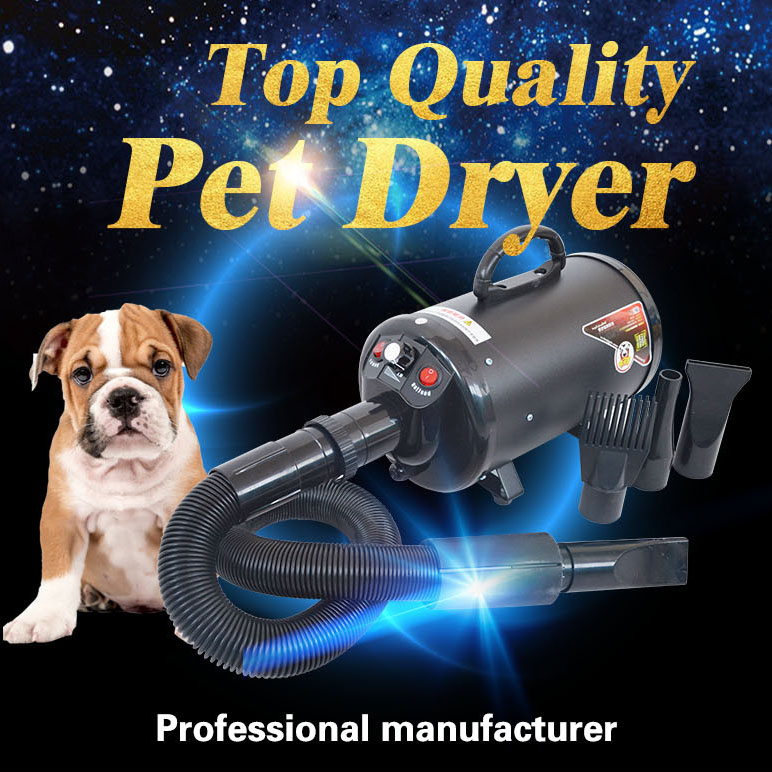 high quality cheap aeolus pet dryer Powerful dog hair blaster pet grooming machine Adjustable 220V 110V