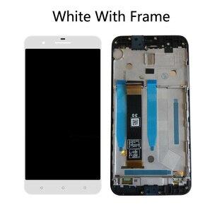 Image 5 - Новый ЖК дисплей 5,5 дюйма с Frmae для HTC ONE X10 X 10 X10w X10u, полный ЖК дисплей + кодирующий преобразователь сенсорного экрана в сборе для HTC E66 LCD