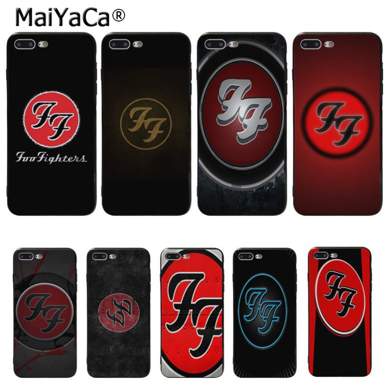 iphone 8 case foo fighters