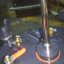 20L/5,28 галлонов автоматический ручной смешивания качели перемешать краски давление горшок Емкость бочка спрей мешалка с нержавеющей внутренней